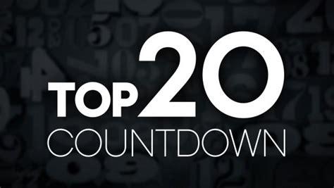 Top 20 Countdown Gac