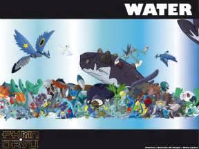 Water-type Pokemon