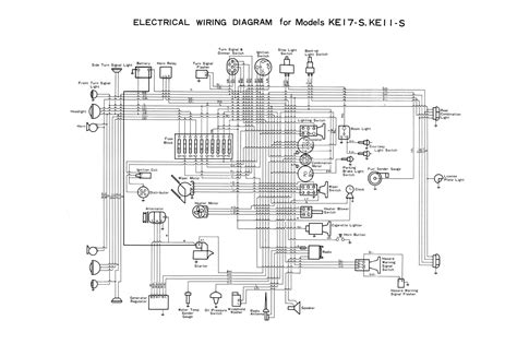Toyotum Corolla Electrical Wiring by Toyota Corolla Service Manual 1969 Page S5 05
