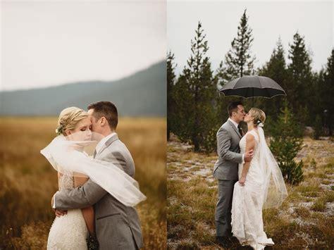 bend oregon wedding photographers sparks lake