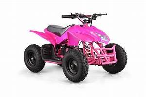 Titan Kids Electric ATV Mini Quad