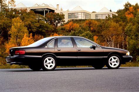 1991-96 Chevrolet Caprice/Impala SS | Consumer Guide Auto