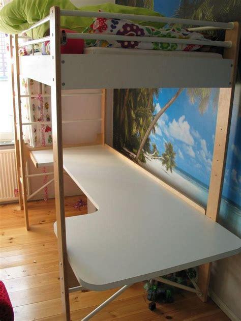 diy loft bed with desk diy dorm room crafts diy desk for ikea lo loft bed diy