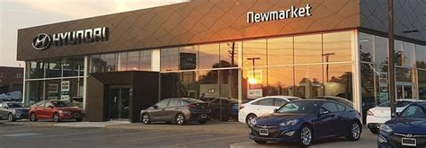 Used Hyundai Dealership In Newmarket (north Of Toronto