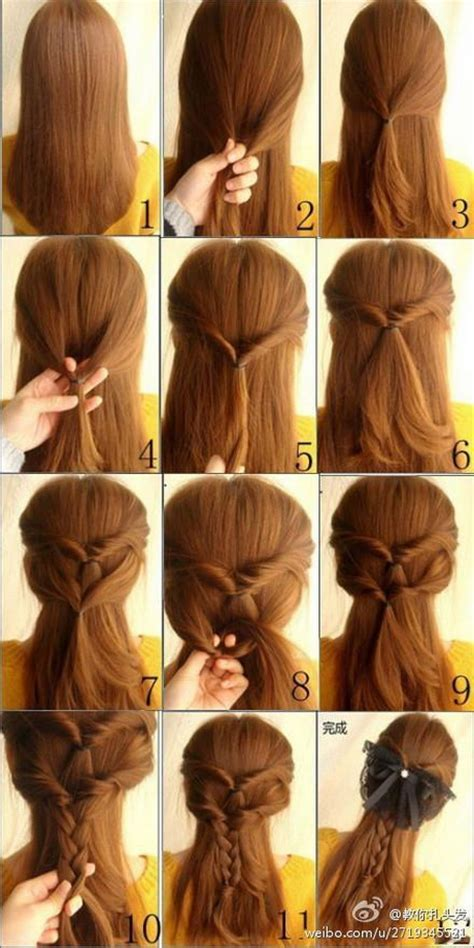 Simple And Hairstyles For Hair by Cool Easy Hairstyles For Hair