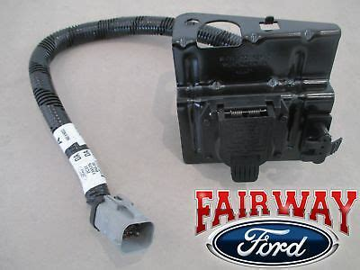 Ford Duty 7 Way Trailer Wiring by Genuine Ford Wire Harness 2c3z 13a576 Da 143 47 Picclick
