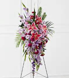 florist dallas the ftd tender touch standing spray