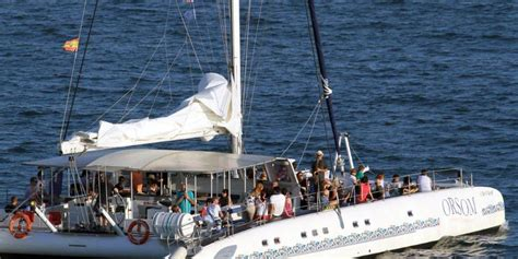 Catamaran Barcelona Barcelona by Barcelona Catamaran Sailing Experience Barcelona Discovery