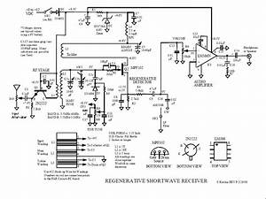 rich bonkowski w3hwj radio receiver projects With radio circuit diagram in addition tube regenerative receiver schematic