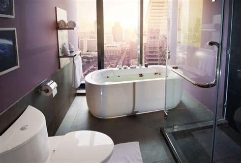 accommodation tub 11 bangkok hotels with amazing infinity pools and bathtubs