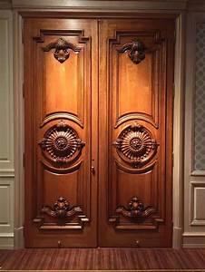 Wooden Main Door Design By Kelvin On  U5165 U6237 U5927 U95e8 Wood Doors