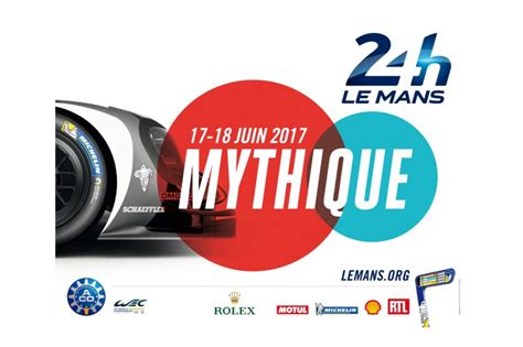 le mans org 2017 le mans 24 hours the poster unveiled aco automobile club d
