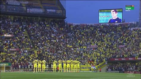 FUTBOL: La Liga - Villarreal CF v. FC Barcelona 27/04/2014