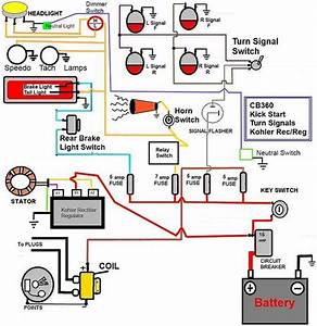 Honda Cb360 Wiring Diagram Wiring Diagram Third Level 1975