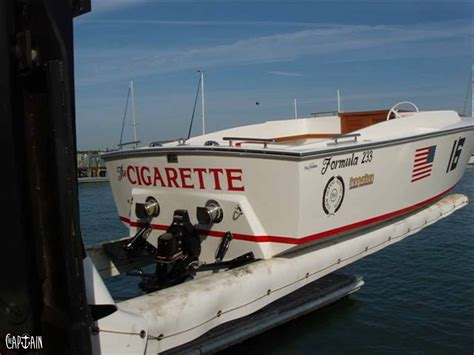 Cigarette Boat Magazine by Cigarette Addiction The Captain Magazine