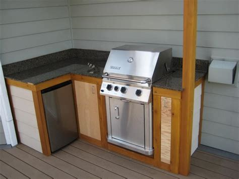 diy outdoor kitchen cabinets 17 outdoor kitchen plans turn your backyard into 6870
