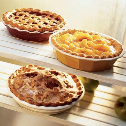 pie apple lemon bake recipes sunglow recipe peach myrecipes pies su carrier james