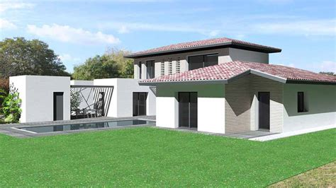 image gallery maison toiture