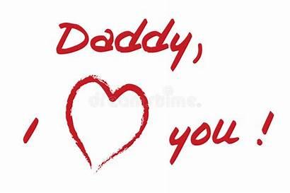 Daddy Papa Aime Je Amo Ti Houd