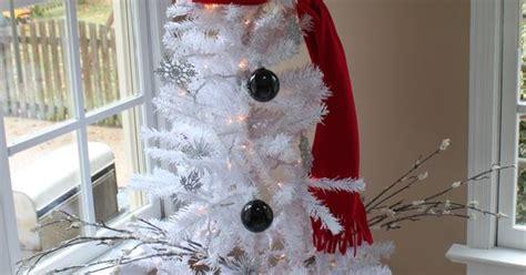 snowman tree tree dollar general white strand lights d g cracker barrell