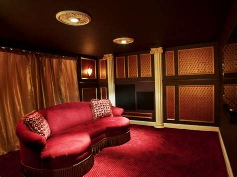 Home Theater Design And Ideas by Basement Home Theater Ideas Pictures Options Expert