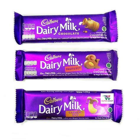 jual promo cokelat cadbury dairy milk coklat  gram