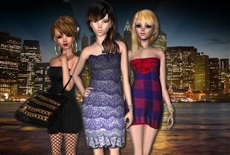 Style Me Girl Worlds First 3d Fashion Game Atcrux