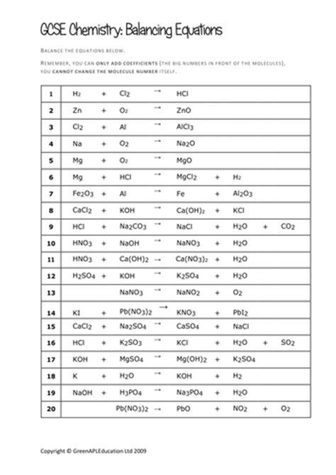 equations symbol half ionic 2016 gcse chemistry lesson