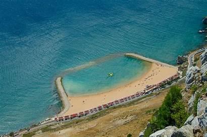 Sandy Bay Gi Beaches Visitgibraltar Attractions