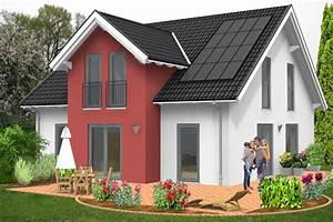 Haus Mit Satteldach : satteldach econ haus ~ Watch28wear.com Haus und Dekorationen