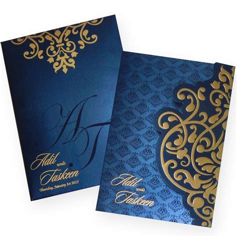 Indian wedding cards Modern indian wedding invitations