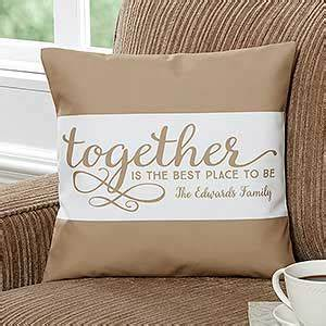 custom 14quot pillow together is the best place to be With best place to get pillows