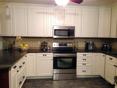 kitchen backsplashes for white cabinets brown cabinets white backsplash savae org