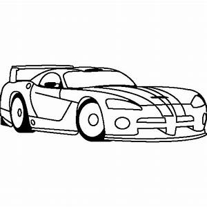Dodge Viper Drag Car Coloring Pages | Coloring Sky