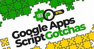 Google Apps Script Tips To Build Add