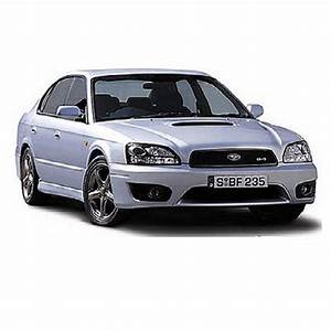 Subaru Legacy Service Manual 1998-2004