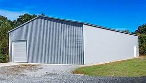 40x80 feet commercial garage 14 feet tall metal building With 40x80 metal building