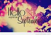 Hello September Surprise Me Quote