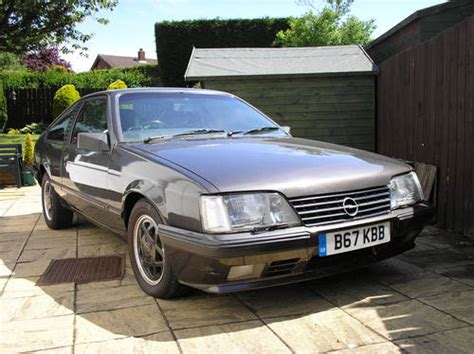 1984 Opel Monza Gse Auto Sold