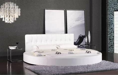 chambre a coucher avec lit rond lit rond la nouvelle forme design de la chambre à coucher