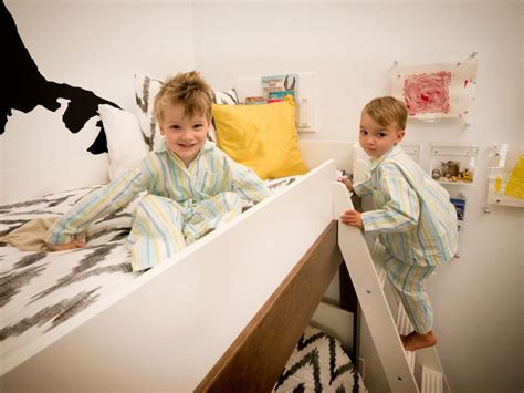 room for two boys a shared kids room for two young boys hgtv