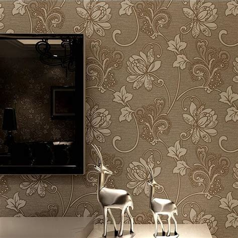 italian style modern  embossed background wallpaper
