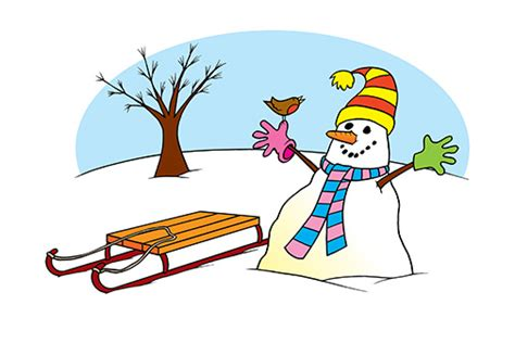 winter learnenglish kids british council