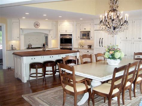 table as kitchen island these guide to buying kitchen island table for your home