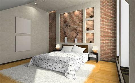 mur de chambre deco chambre interieur conceptions des murs en brique