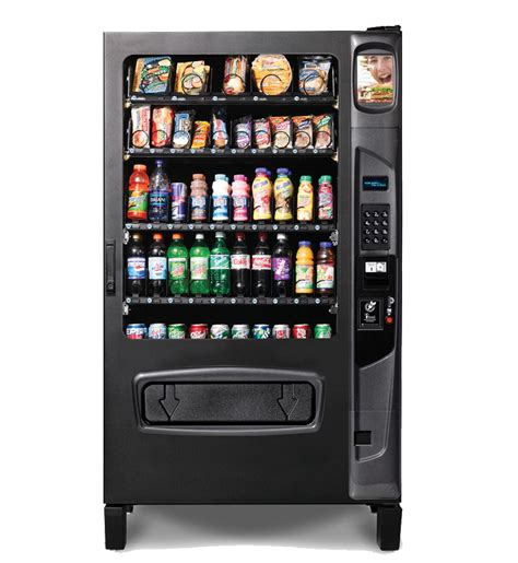 snack and food vending machines for sale by vending