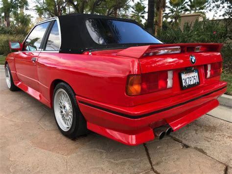 Bmw e30 body kit zeppyio. 1983 BMW E30 TC BAUR M3 BODYKIT for sale: photos ...