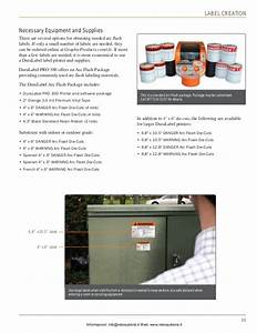 bpg arc flash With arc flash label printing service