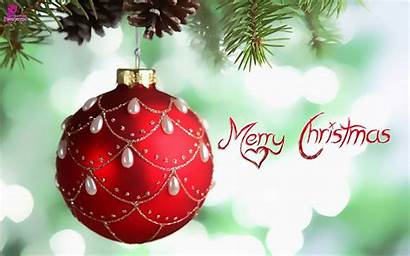 Christmas Wishes Balls Wallpapers Merry Ball Tree