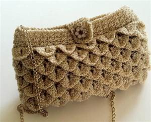 Crochet En S : 15 crochet purse patterns guide patterns ~ Nature-et-papiers.com Idées de Décoration